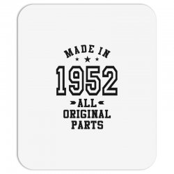 Gift for Made in 1952 Mousepad | Artistshot