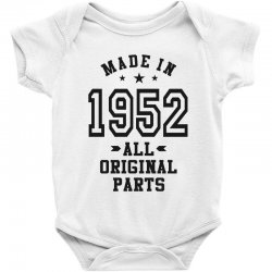 Gift for Made in 1952 Baby Bodysuit | Artistshot