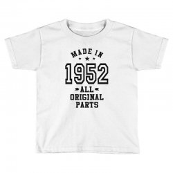 Gift for Made in 1952 Toddler T-shirt | Artistshot