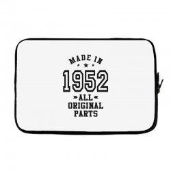 Gift for Made in 1952 Laptop sleeve | Artistshot