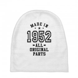 Gift for Made in 1952 Baby Beanies | Artistshot