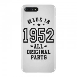 Gift for Made in 1952 iPhone 7 Plus Case | Artistshot