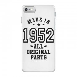 Gift for Made in 1952 iPhone 7 Case | Artistshot