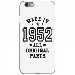 Gift for Made in 1952 iPhone 6/6s Case | Artistshot