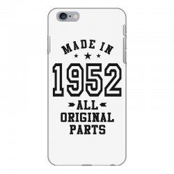 Gift for Made in 1952 iPhone 6 Plus/6s Plus Case | Artistshot