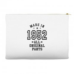Gift for Made in 1952 Accessory Pouches | Artistshot
