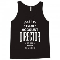 Account Director Tank Top | Artistshot