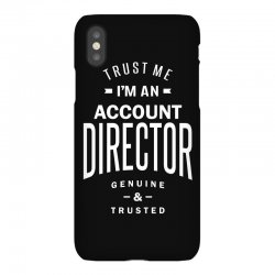 Account Director iPhoneX Case | Artistshot