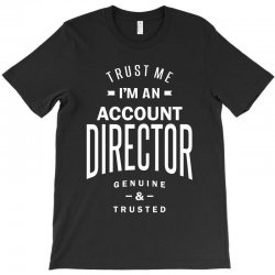 Account Director T-Shirt | Artistshot