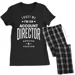 Account Director Women's Pajamas Set | Artistshot