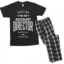 Account Director Men's T-shirt Pajama Set | Artistshot