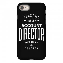 Account Director iPhone 8 Case | Artistshot