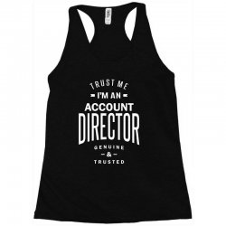 Account Director Racerback Tank | Artistshot