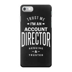 Account Director iPhone 7 Case | Artistshot