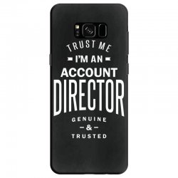 Account Director Samsung Galaxy S8 Case | Artistshot