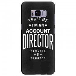 Account Director Samsung Galaxy S8 Plus Case | Artistshot
