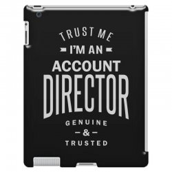 Account Director iPad 3 and 4 Case | Artistshot