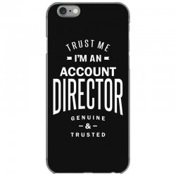 Account Director iPhone 6/6s Case | Artistshot