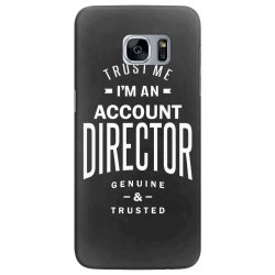 Account Director Samsung Galaxy S7 Edge Case | Artistshot