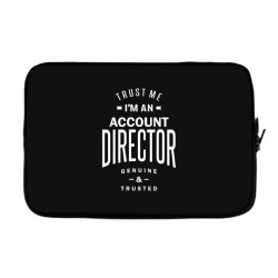 Account Director Laptop sleeve | Artistshot
