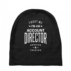Account Director Baby Beanies | Artistshot
