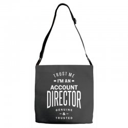 Account Director Adjustable Strap Totes | Artistshot