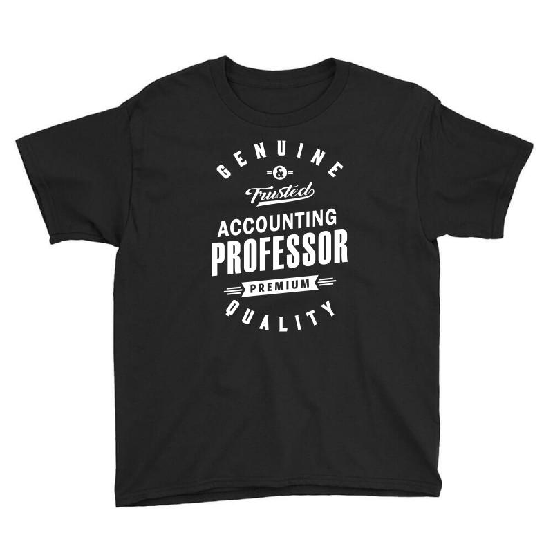 Accounting Professor Youth Tee | Artistshot