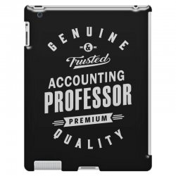 Accounting Professor iPad 3 and 4 Case | Artistshot