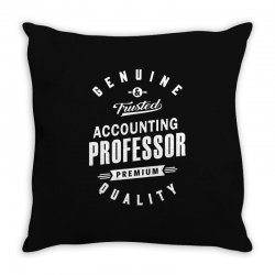 Accounting Professor Throw Pillow | Artistshot