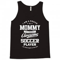 Women's Soccer Mommy Tank Top | Artistshot