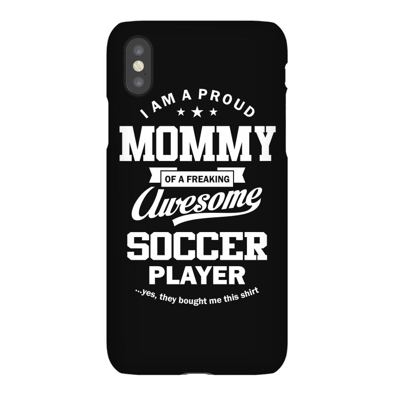 Women's Soccer Mommy Iphonex Case | Artistshot
