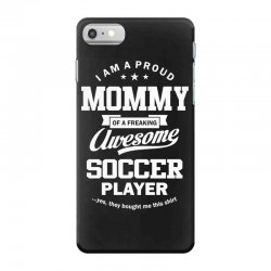 Women's Soccer Mommy iPhone 7 Case | Artistshot