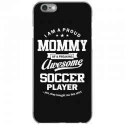 Women's Soccer Mommy iPhone 6/6s Case | Artistshot