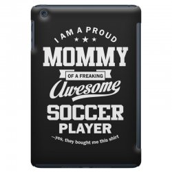 Women's Soccer Mommy iPad Mini Case | Artistshot