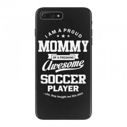 Women's Soccer Mommy iPhone 7 Plus Case | Artistshot