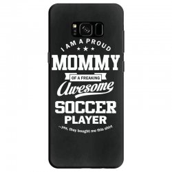 Women's Soccer Mommy Samsung Galaxy S8 Case | Artistshot