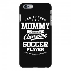Women's Soccer Mommy iPhone 6 Plus/6s Plus Case | Artistshot