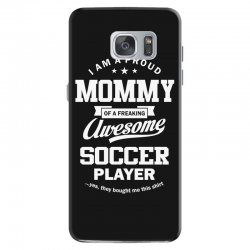 Women's Soccer Mommy Samsung Galaxy S7 Case | Artistshot