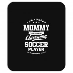 Women's Soccer Mommy Mousepad | Artistshot