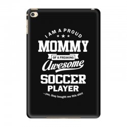 Women's Soccer Mommy iPad Mini 4 Case | Artistshot
