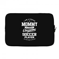 Women's Soccer Mommy Laptop sleeve | Artistshot