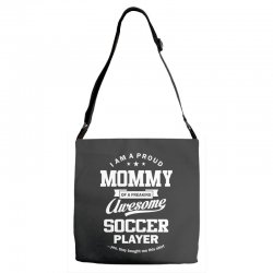 Women's Soccer Mommy Adjustable Strap Totes | Artistshot