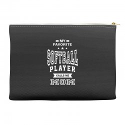 Women's Softball Mom Accessory Pouches | Artistshot