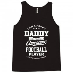 Men's Football Daddy Tank Top | Artistshot