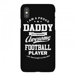 Men's Football Daddy iPhoneX Case | Artistshot