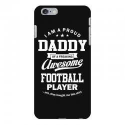 Men's Football Daddy iPhone 6 Plus/6s Plus Case | Artistshot