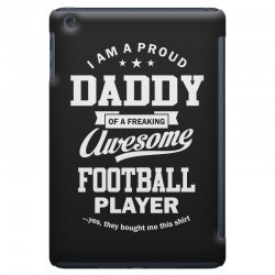 Men's Football Daddy iPad Mini Case | Artistshot