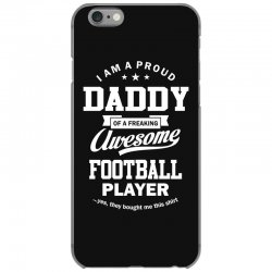 Men's Football Daddy iPhone 6/6s Case | Artistshot
