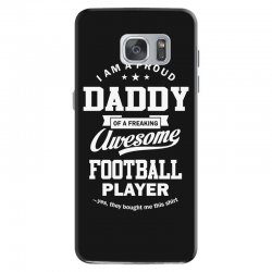 Men's Football Daddy Samsung Galaxy S7 Case | Artistshot