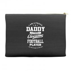 Men's Football Daddy Accessory Pouches | Artistshot